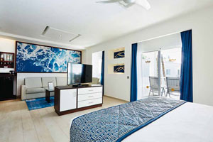 Junior Suite rooms at ClubHotel Riu Bambu